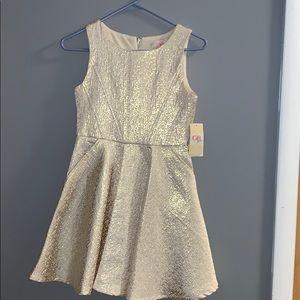 Little girls GB DRESS. Brand new size 12